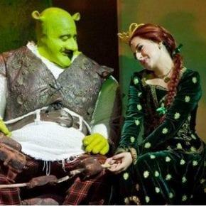 Pocket Show do Musical Shrek marca chegada da Gafisa a Campinas