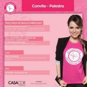 CasaCor Campinas abre suas portas para o Outubro Rosa