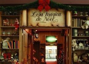 Decoração de Natal do Parque D. Pedro Shopping destaca elementos tradicionais