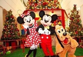 Mickey e seus Amigos chegam ao Campinas Shopping