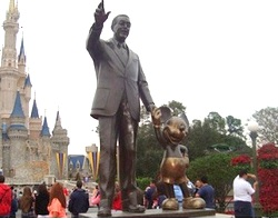Turismo: Especial Orlando - Disney - Magic Kingdom