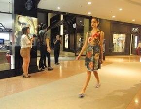Inspire Galleria traz desfiles ao Galleria Shopping