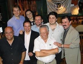 Convidados se reúnem para homenagem a Luciano do Valle no Joe e Leo´s