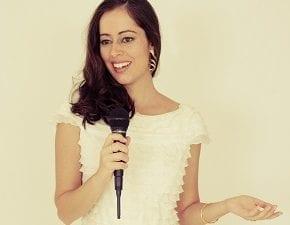 Letícia Zuppi apresenta-se na Livraria Cultura
