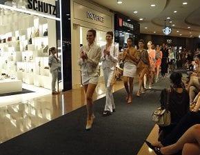 Inspire Galleria reuniu clientes e convidados no shopping