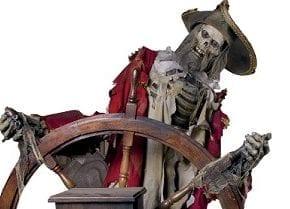 """Exposição """"Piratas Assombrados"""" chega ao Parque D. Pedro Shopping"""