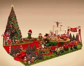 Iguatemi e Galleria apostam em decorações de Natal diferenciadas
