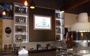 Ambiente Choperia Giovannetti destaca-se na Casa Decor Indaiatuba