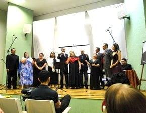 Recital em homenagem a Sandra Morani reúne cantores em Campinas