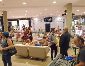 Inspire Galleria reuniu desfiles de 20 marcas