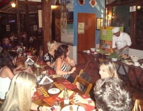 El Tambo destaca-se em festival gastronômico