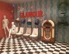 Lounge da Glamour foi destaque na SPFW