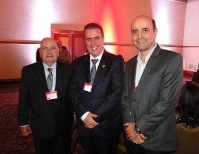 LIDE reúne líderes da RMC em premiação