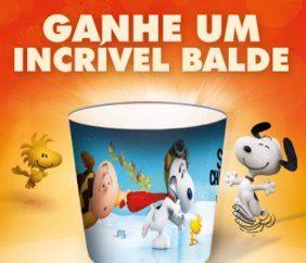 Kinoplex D. Pedro tem promoção para Snoopy e Charlie Brown