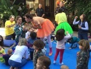 Projeto Outono na Praça do Galleria Shopping traz atividades para a família toda