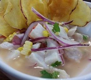 """""""Fiestas Patrias"""" celebra cozinha peruana"""