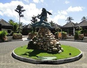 Arte, cultura e natureza encantam no Jardim Atlântico Beach Resort