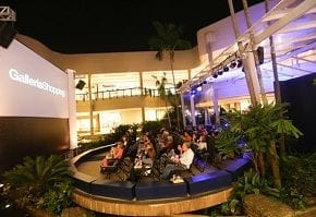 Galleria Shopping promove Festival de Cinema Open Air