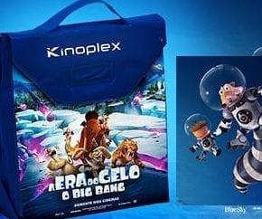 Kinoplex tem promoção para A Era do Gelo