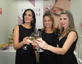 Clínica Vanessa Silveira Campinas é inaugurada com festa