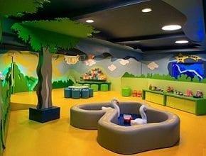 Sheraton Grand Rio Hotel & Resort tem diversão para as crianças