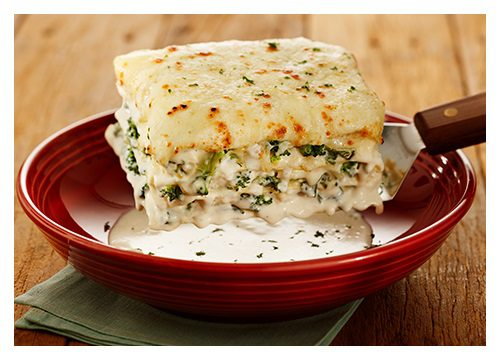 lasagna-bianca