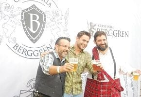 Berggren Bier promove Saint Patrick´s Day
