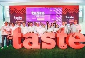 Taste of São Paulo reúne 30 dos principais restaurantes e bares da cidade