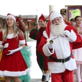 Galleria Shopping aposta em decoração lúdica para o Natal