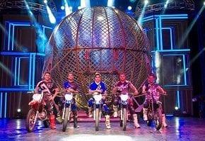 Mirage Circus encanta plateias em Campinas