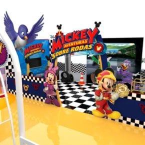 """Evento temático """"Disney Junior"""" é opção para as férias no Iguatemi"""