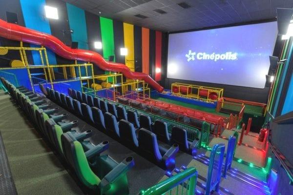 EDNC - cinepolis galleria sala junior